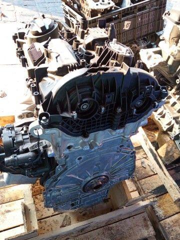 Motor parcial BMW 320I 2020/21 gasolina - Foto 4