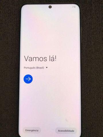 Samsung S20 com 3 meses de uso - Foto 3