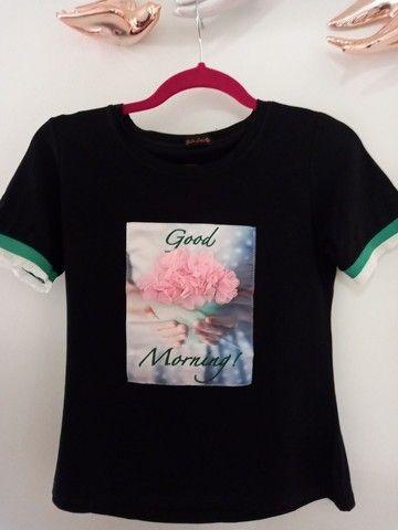 T-shirts  Maravilhosas  - Foto 4