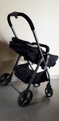 Carrinho de bebê Galzerano Olympus - Foto 4