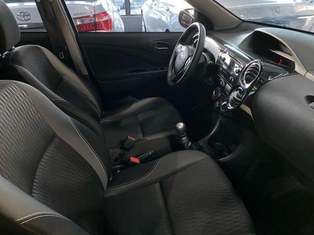 Toyota Etios Sedan X Plus 1.5 Completo 2020 - Foto 10