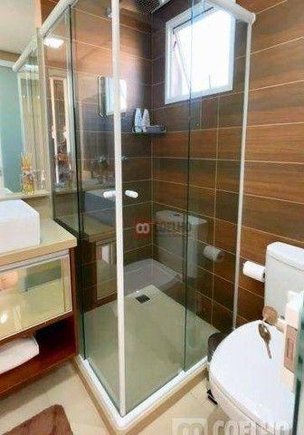 Apartamento Luxuoso Totalmente Mobiliado, 2 Quartos com Suíte em Condomínio Clube - Bairro - Foto 13