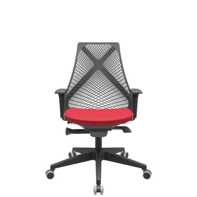 Cadeira Bix plaxmetal - Presidente top!!! - Foto 5