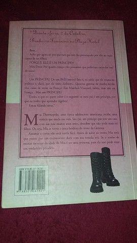 Livro: O diário da Princesa - Meg Cabot - Foto 2