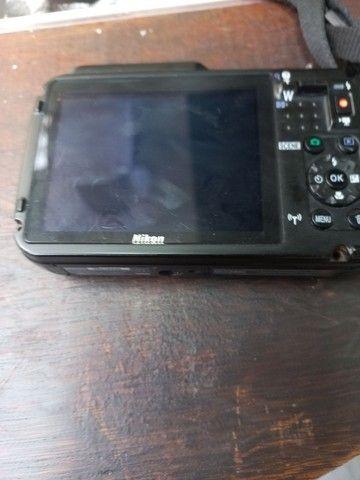 Máquina fotográfica a prova dagua - Foto 2