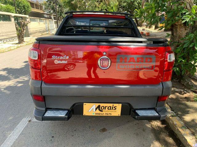 Strada HD cab.dupla 3 portas 2018 ( 60x 987 + entrada) - Foto 2