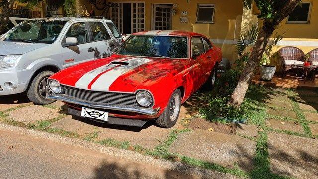Ford Maverick V8 Aspirado