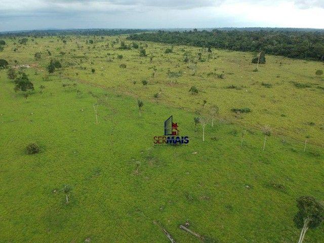 Fazenda à venda, por R$ 7.410.000 - Zona Rural - São Francisco do Guaporé/RO - Foto 3