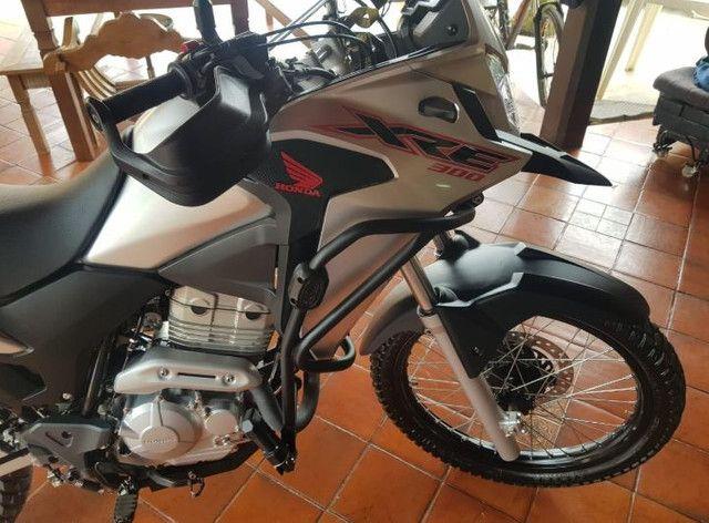 Vendo Honda XRE300 Abs - Foto 4
