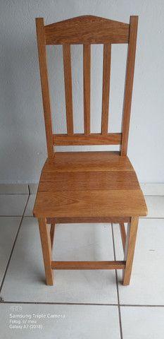 Cadeiras Madeira do Pará