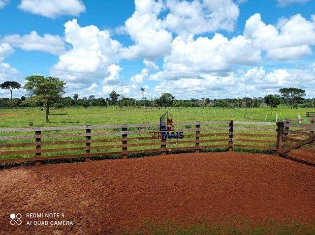 Fazenda à venda, por R$ 8.370.000 - Zona Rural - São Francisco do Guaporé/RO