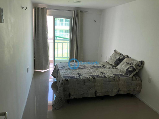 Apartamento com 3 dormitórios à venda, 110 m² por R$ 530.000 - Porto das Dunas - Aquiraz/C - Foto 2