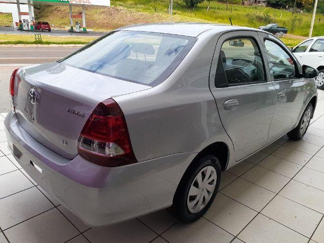 Toyota Etios Sedan AUT 2021/0KM - Foto 3
