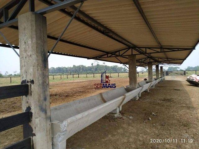 Fazenda à venda, por R$ 14.040.000 - Zona Rural - São Francisco do Guaporé/RO - Foto 6