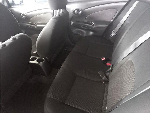 Nissan Versa 2014 1.6 sv 16v flex 4p manual - Foto 9
