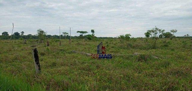 Fazenda com 1 dormitório à venda, por R$ 10.500.000 - Zona Rural - São Francisco do Guapor