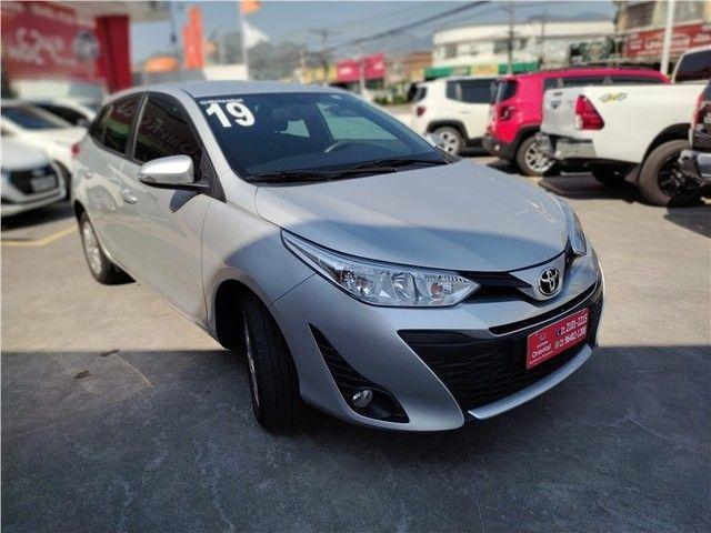 Toyota Yaris 2019 1.3 16v flex xl plus tech multidrive - Foto 3