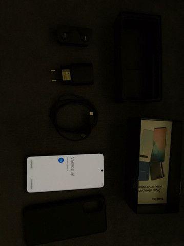 Samsung S20 com 3 meses de uso - Foto 4