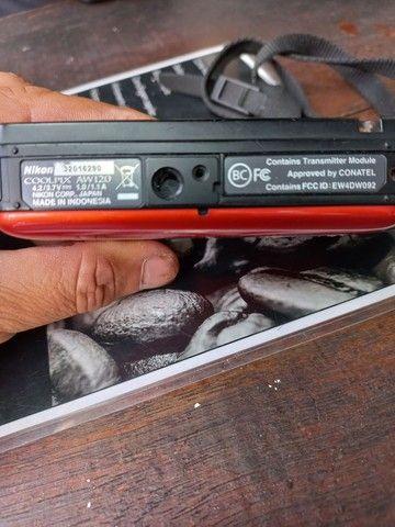 Máquina fotográfica a prova dagua - Foto 3