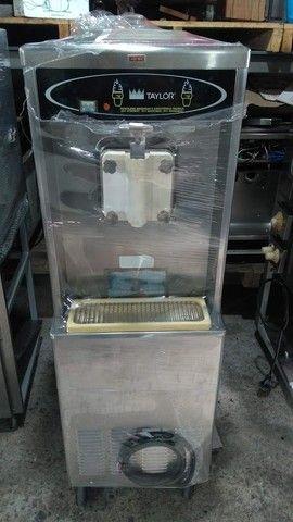 taylor 441 de alta produção para servir açai shake smoties em alta produção frozen