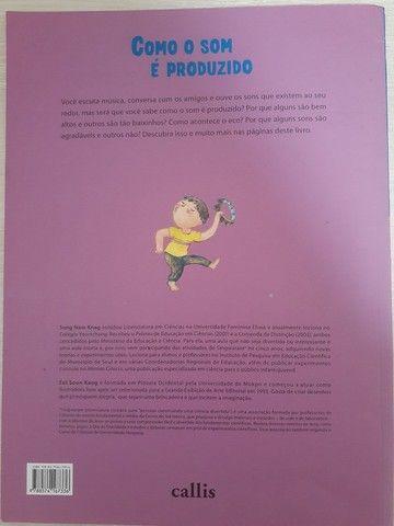 Livro Como o som é produzido - Foto 2