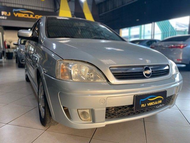 Chevrolet Corsa Premium 1.4 2008 completo!!! - Foto 7