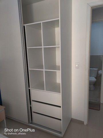 Apartamento para alugueo anual com 71 m2 com  2 quartos nascente e bem ventil em Cumbuco   - Foto 5