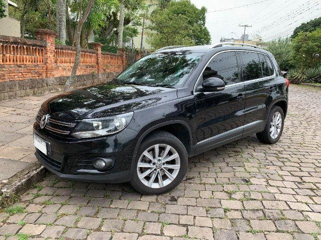 Volkswagen Tiguan TSI 2012