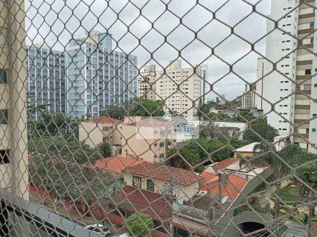 01 suite 01 vaga. Semi-Mobiliado! Campo Belo, São Paulo. - Foto 7