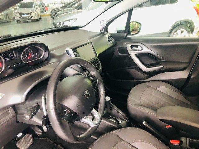 Peugeot 208 Griffe Automático 1.6 2016 *Carla Alves ** - Foto 13