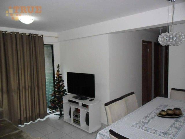 Apartamento com 3 dormitórios à venda, 72 m² por R$ 430.000,00 - Aflitos - Recife/PE - Foto 4