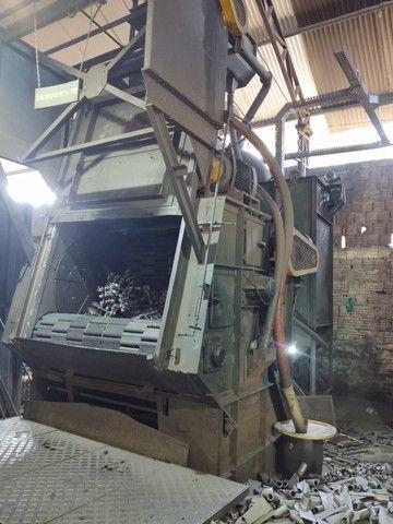 Jato de Granalha 500 kg - Foto 2