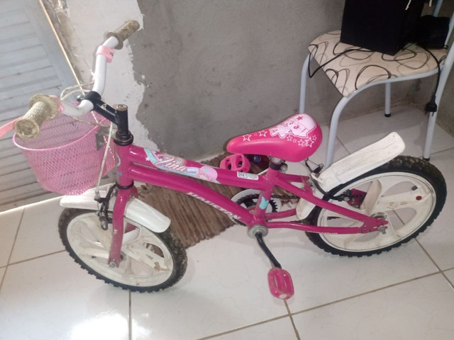 Bicicleta infantil Feminina - Foto 3