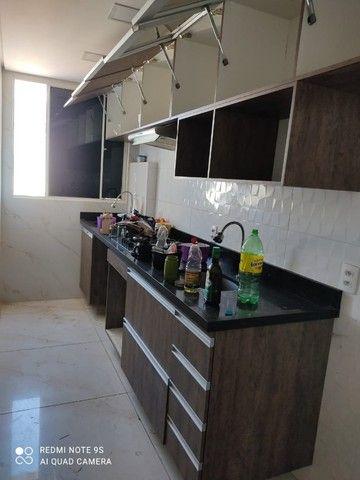 Lindo Apartamento Todo Planejado Todo reformado Residencial Ciudad de Vigo - Foto 7