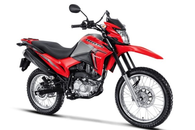Motocicleta Honda Bros 160 2022 - Foto 4