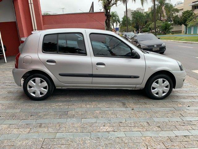 Renault Clio 1.0 flex 4p Ótimo Estado!  - Foto 9