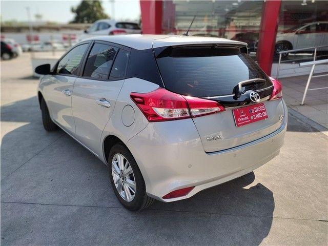 Toyota Yaris 2019 1.3 16v flex xl plus tech multidrive - Foto 6