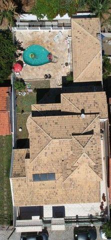Casa estilo mansão, vista cinematográfica da Lagoa de Araruama de todo o imóvel - Foto 13