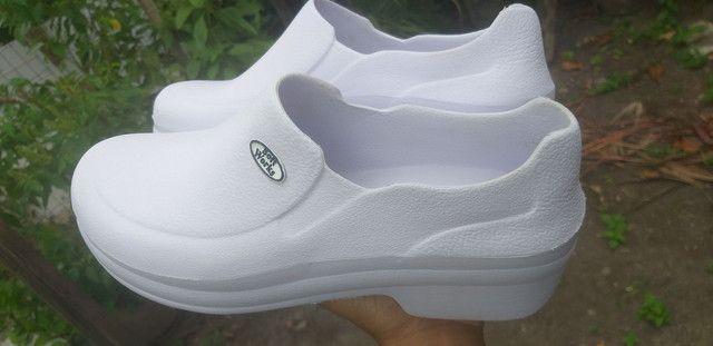 Sapato usado duas vezes número 38