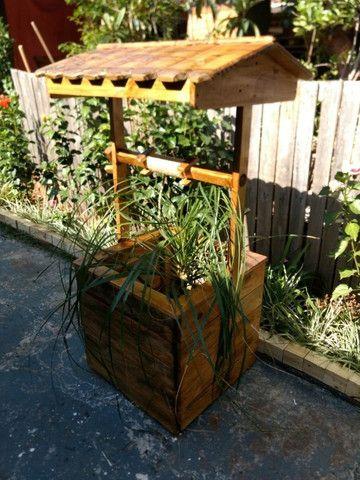 Pocinho para decoração de jardim - Foto 5