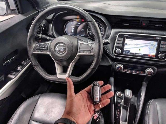 Nissan Kicks 1.6 16v Flexstart SL 4p Xtronic ( Único Dono ) - Foto 3