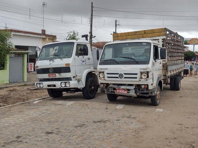 Caminhão 8_150 delivery 2007 30.000 - Foto 2