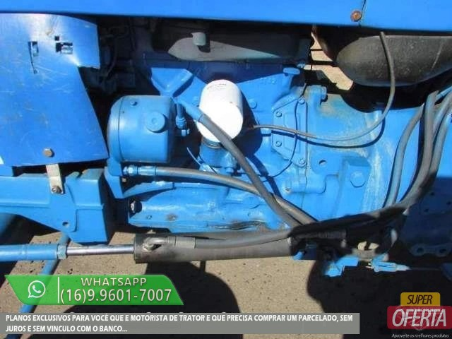 Trator Ford 4610 4x2 ano 81 - Foto 3