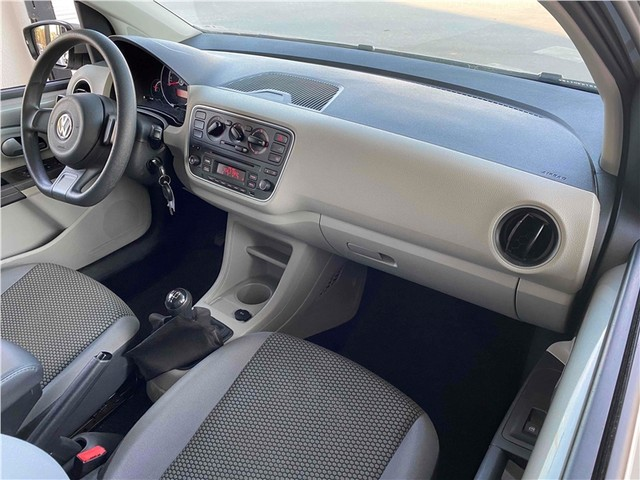 Volkswagen Up 2016 1.0 tsi move up 12v flex 4p manual - Foto 6