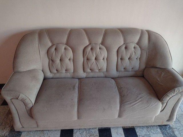 Vende-se sofá usado  - Foto 2
