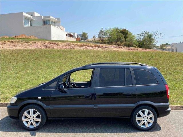 Chevrolet Zafira 2003 2.0 mpfi cd 8v gasolina 4p automático - Foto 4