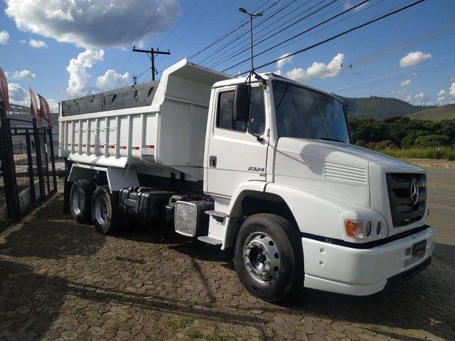 Caminhão MB 2324 Caçamba - Foto 17