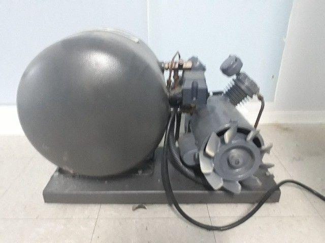 Compressor odontológico usado - Foto 2