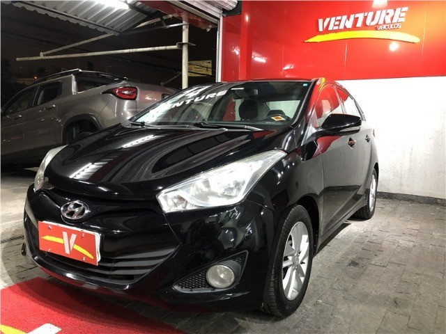 Hyundai Hb20 1.6 Premium 16v Flex 4p Automático 2014 - Muito Novo.. - Foto 7