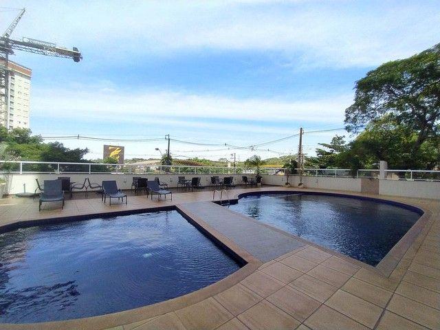Locação   Apartamento com 86.87 m², 3 dormitório(s), 2 vaga(s). Vila Cleópatra, Maringá - Foto 19